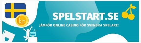 Sveriges bästa casino hos Spelstart.se